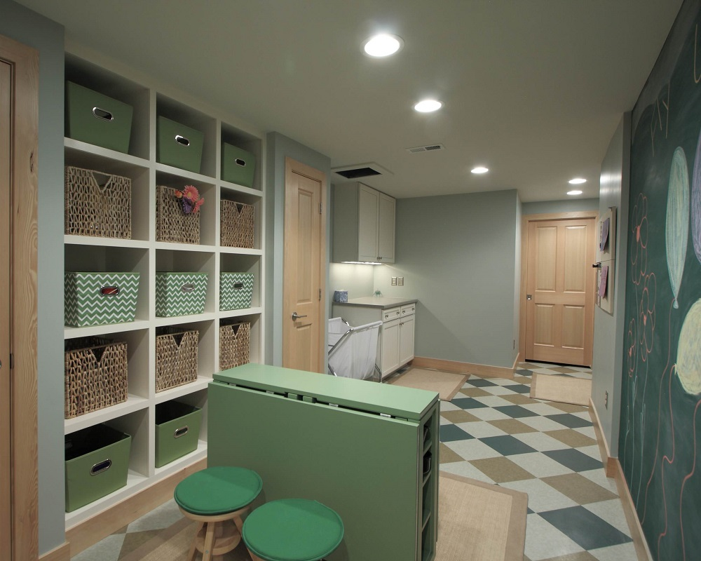 t2-58 Storage ideas in the basement to help you organize your space