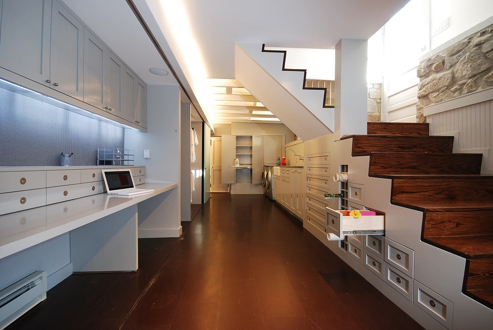 t2-56 Storage ideas in the basement to help you organize your space