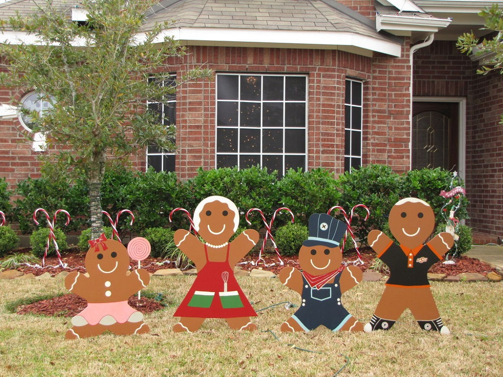 t2-48 Great Christmas decorations to try