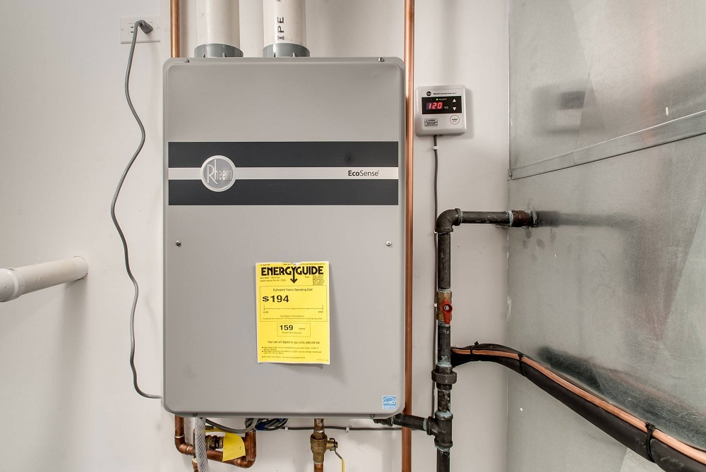 h3-1 The types of water heaters you can get for your home