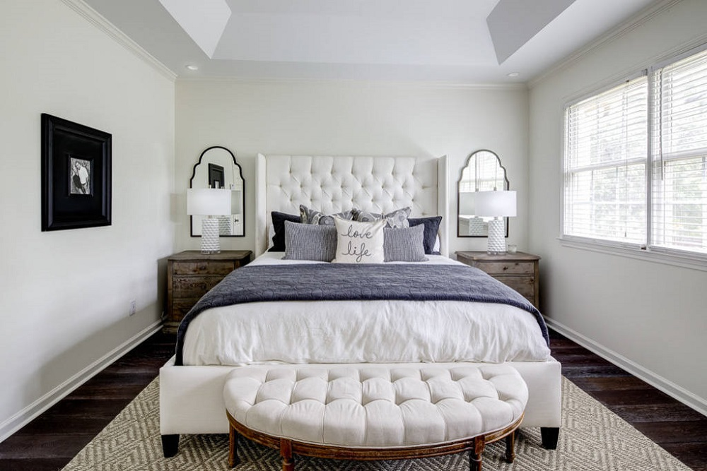 f7-1 How to create a Feng Shui bedroom layout with little effort