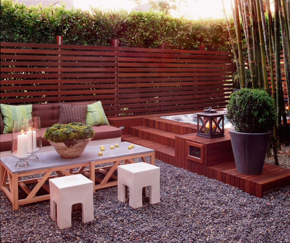 h3 Horizontal wooden fence ideas that look breathtaking