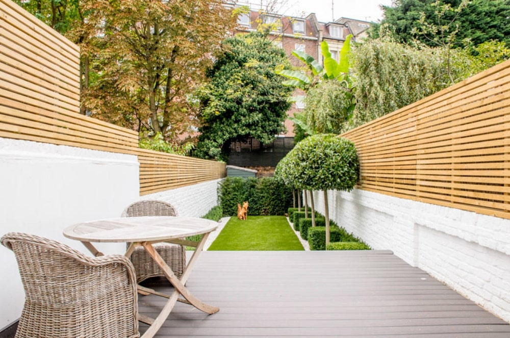 h8 Horizontal wooden fence ideas that look stunning