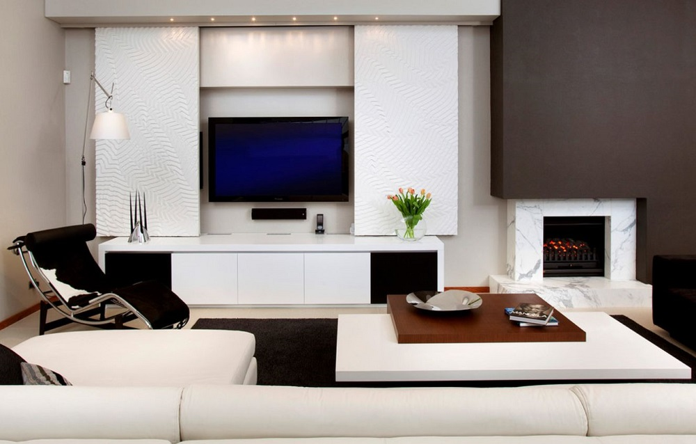 tv1 Hidden TV ideas for a more subtle decor