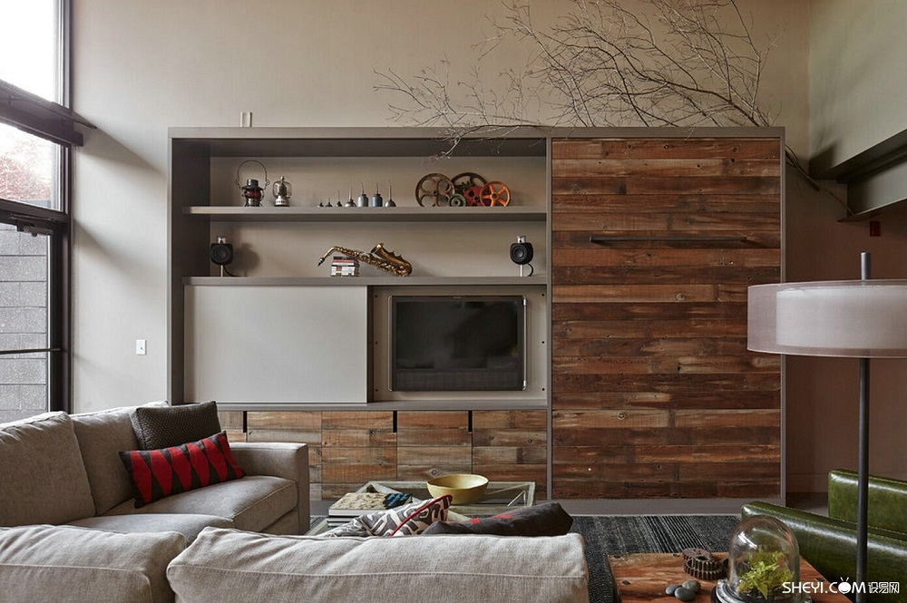 tv15 Hidden TV ideas for a more subtle decor