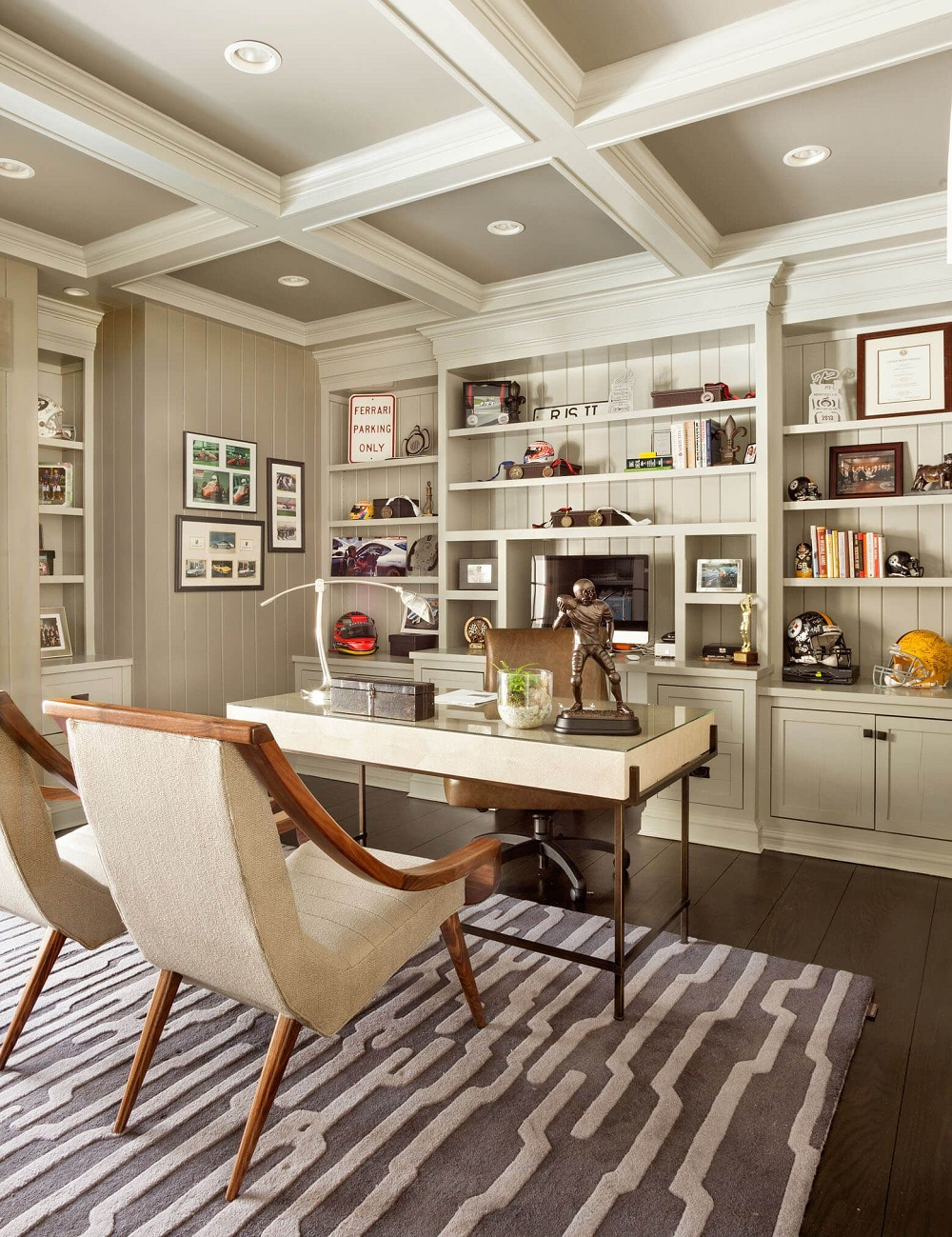 Ceil5 Great Coffered Ceiling Ideas to Try and the Costs That Will Make