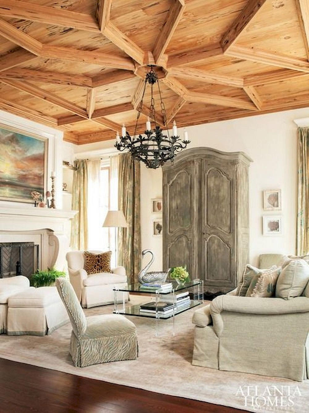 Ceil12 Great ideas for coffered ceilings that you can try and the costs involved