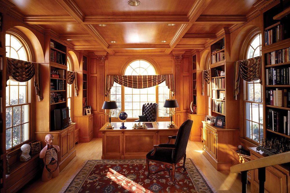 Ceil6-1 Great ideas for coffered ceilings that you can try and the costs involved