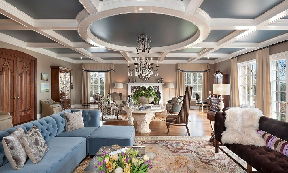 Ceil15-1000x600 Great ideas for coffered ceilings that you can try and the associated costs