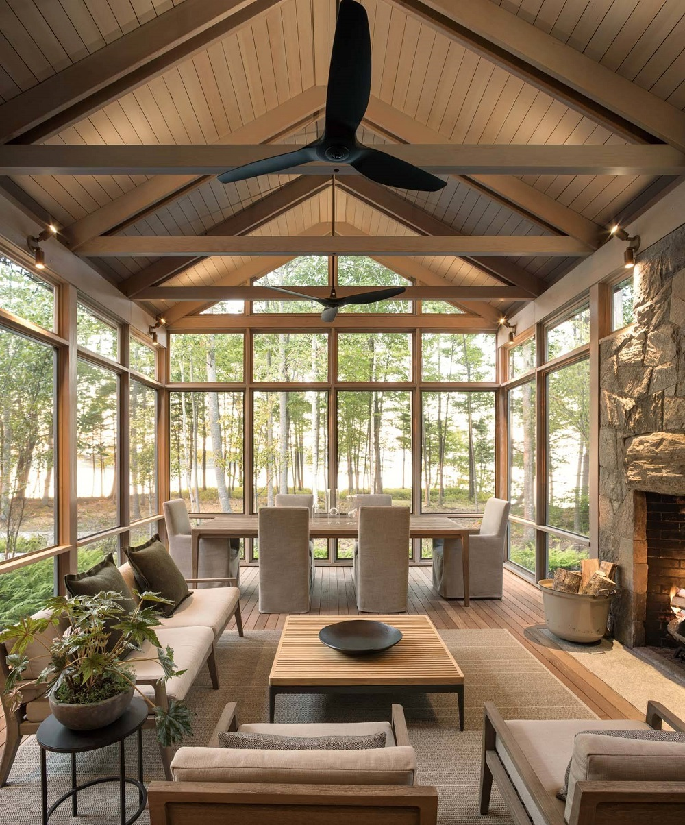 sr5 Cool ideas for verandas and conservatories that you can try out in your home
