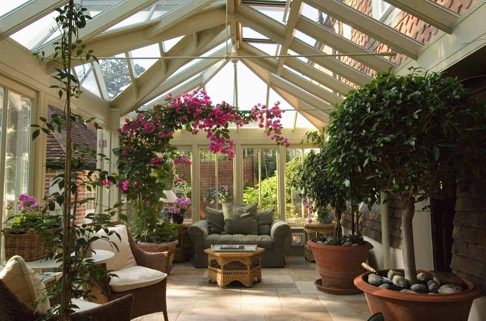 sr9 Cool ideas for verandas and conservatories that you can try out in your home