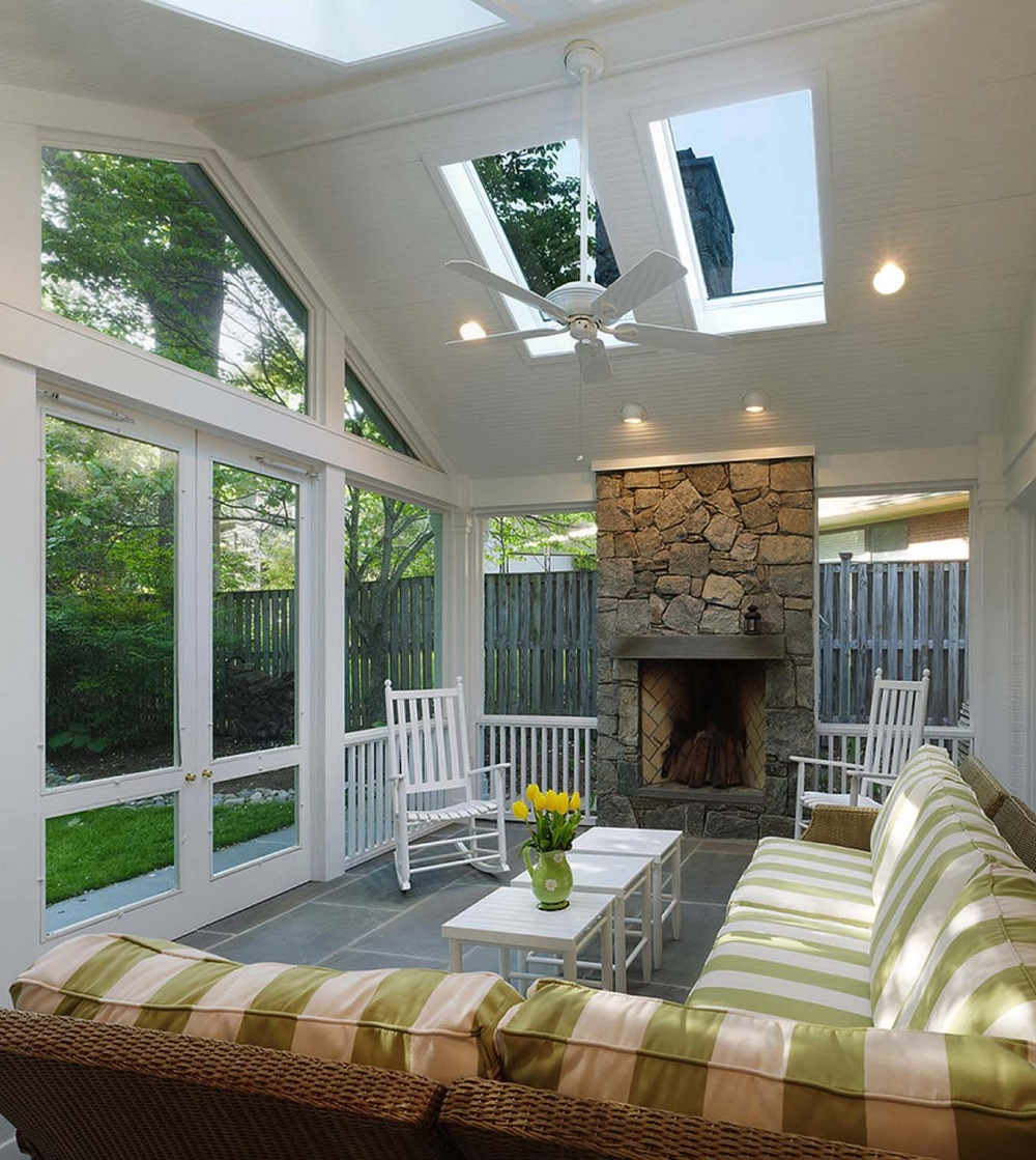 sr10 Cool ideas for verandas and conservatories that you can try out in your home
