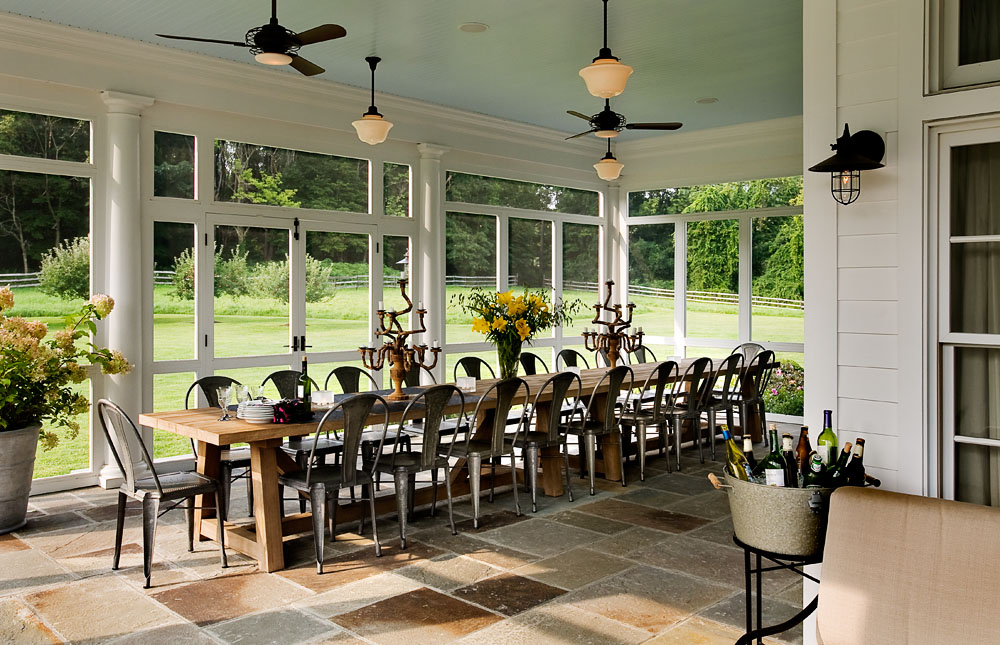 sr11 Cool ideas for verandas and conservatories that you can try out in your home