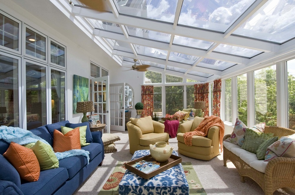 sr17 Cool Verandah and Winter Garden Ideas to Try in Your Home