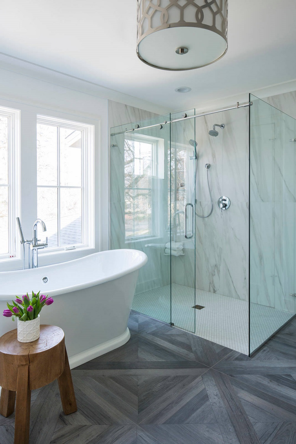 wb1 ideas and tips for walk-in showers (cost, size and more)