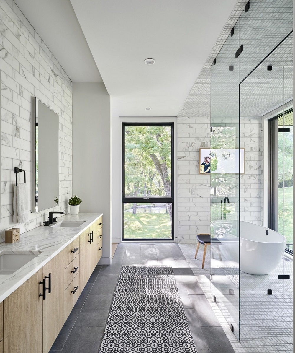 wb3 ideas and tips for walk-in showers (cost, size and more)