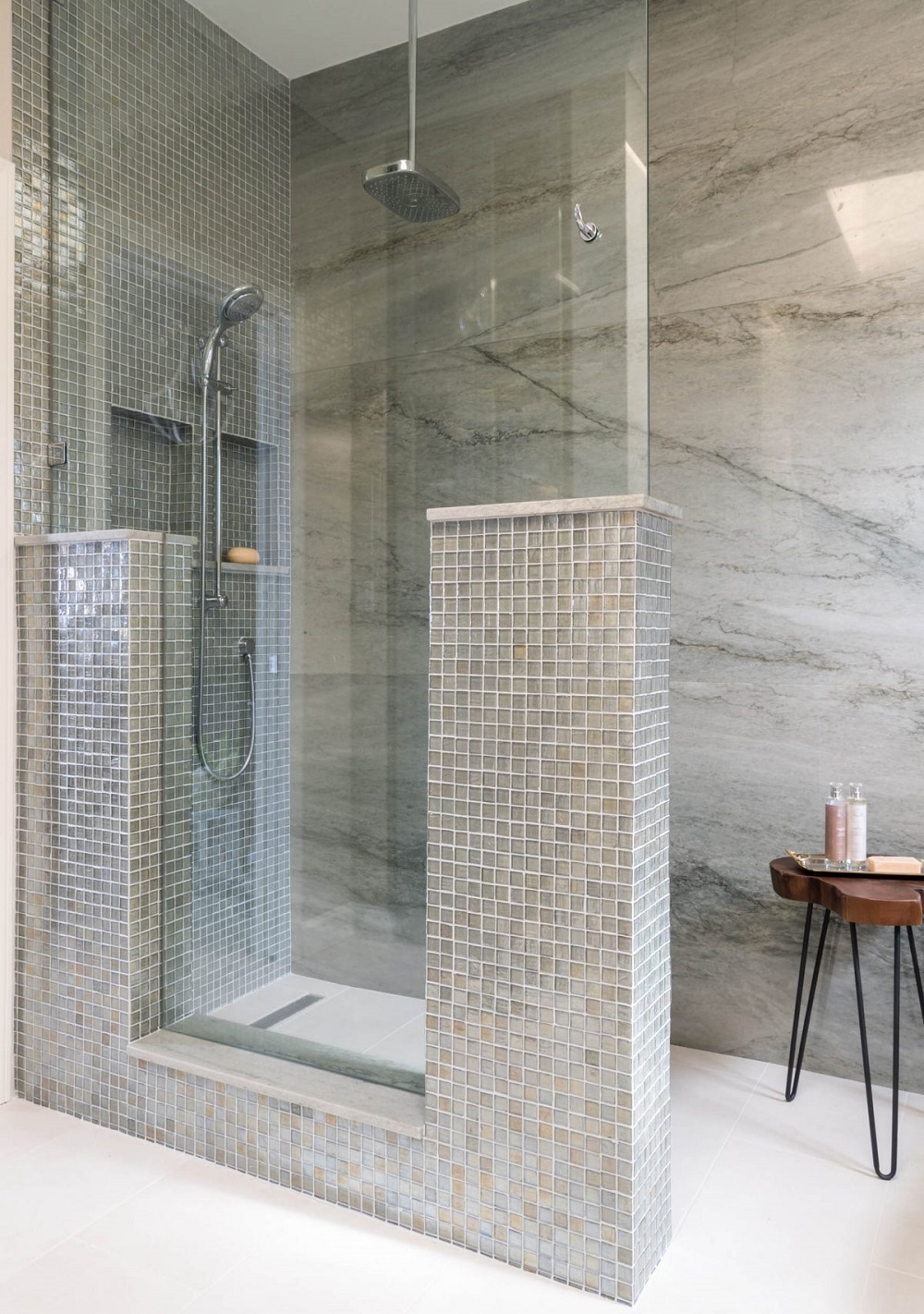 wb6 ideas and tips for walk-in showers (cost, size and more)