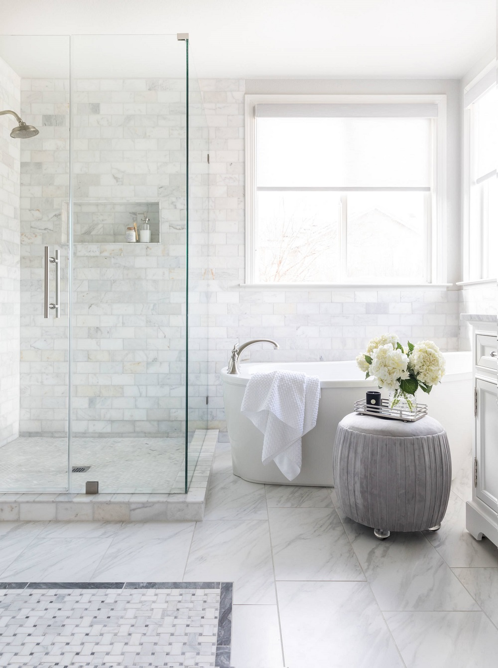 wb7 ideas and tips for walk-in showers (cost, size and more)