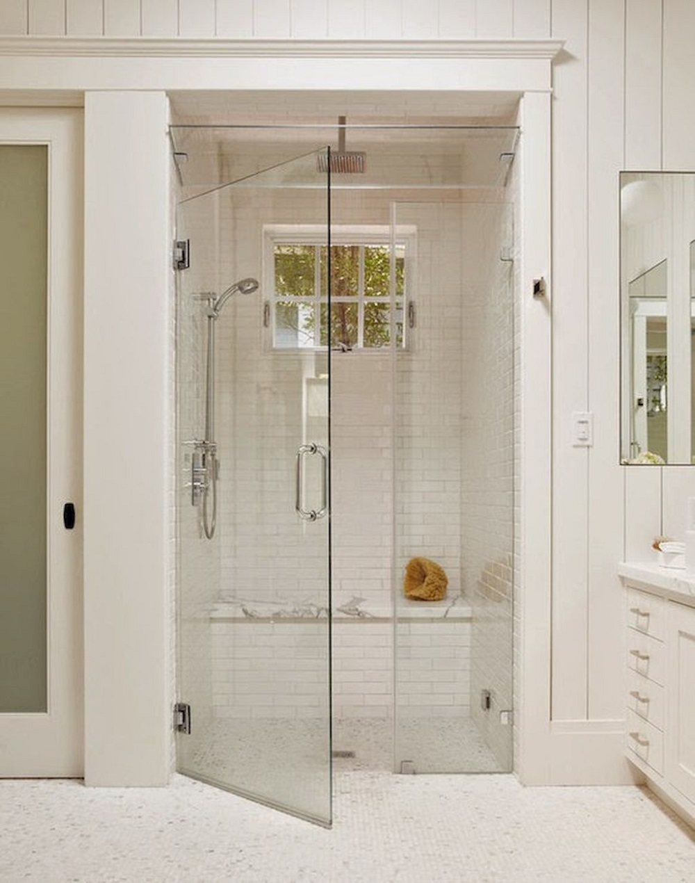 wb10 ideas and tips for walk-in showers (cost, size and more)