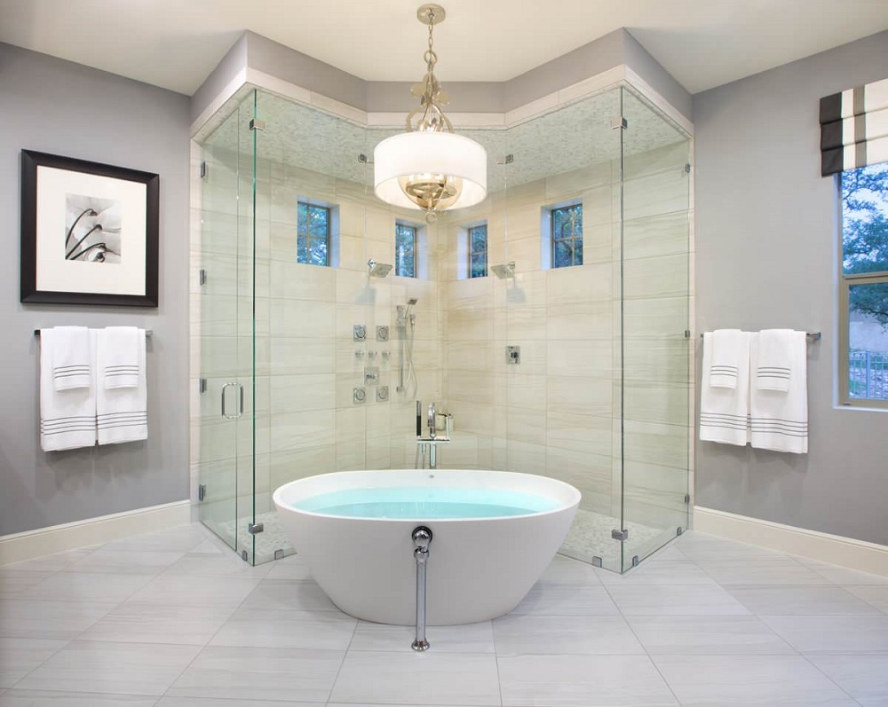 wb14 ideas and tips for walk-in showers (cost, size and more)