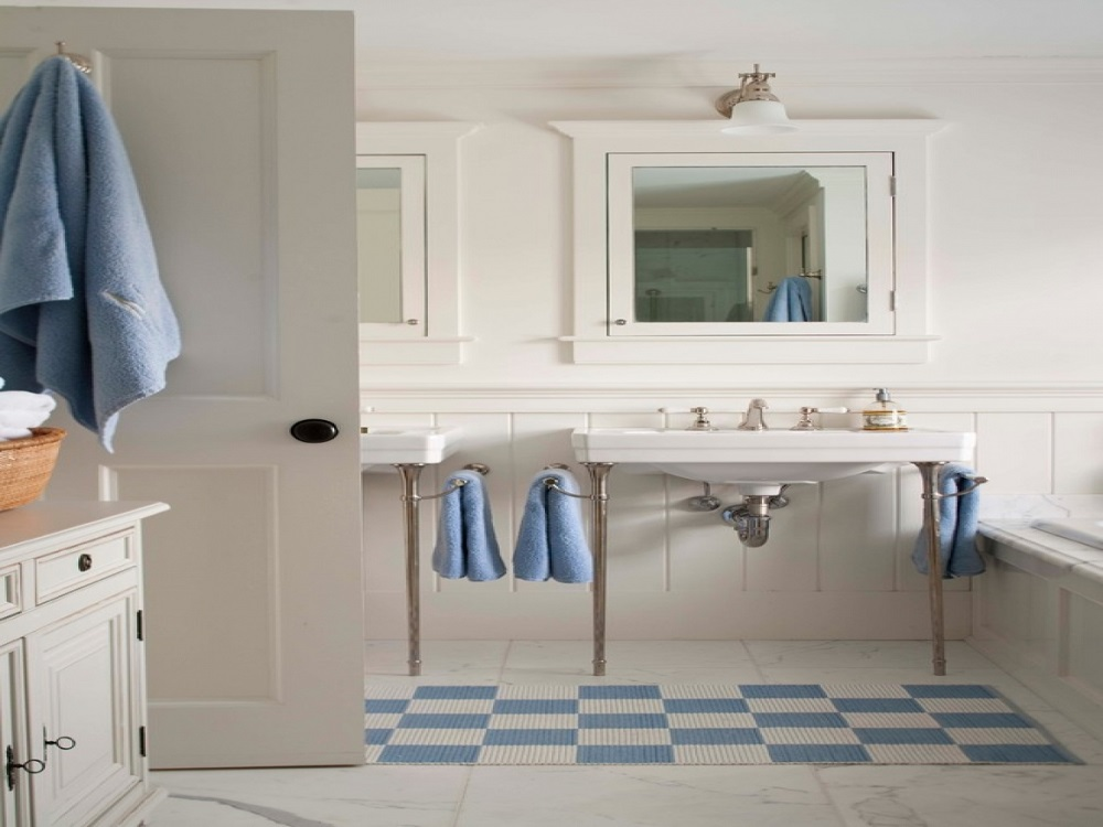 w13 How to take full advantage of these ideas for bathroom cladding
