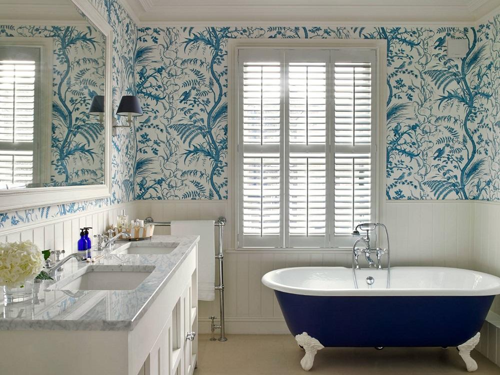 w12 How to take full advantage of these bathroom cladding ideas