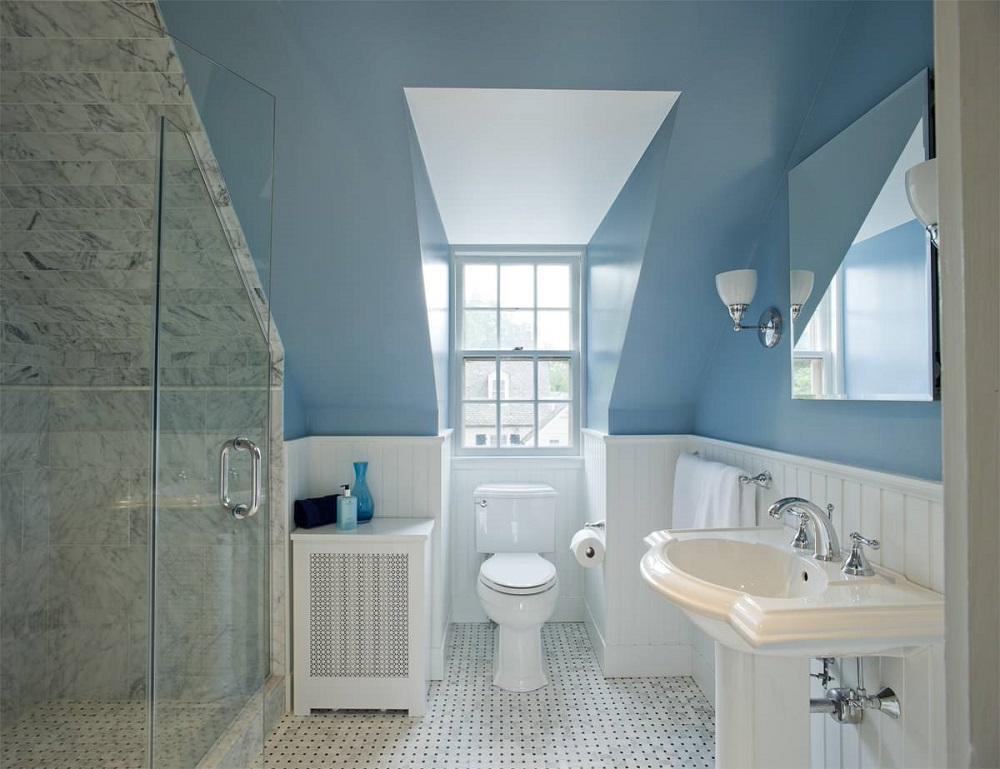 w7 How to take full advantage of these paneled bathroom ideas