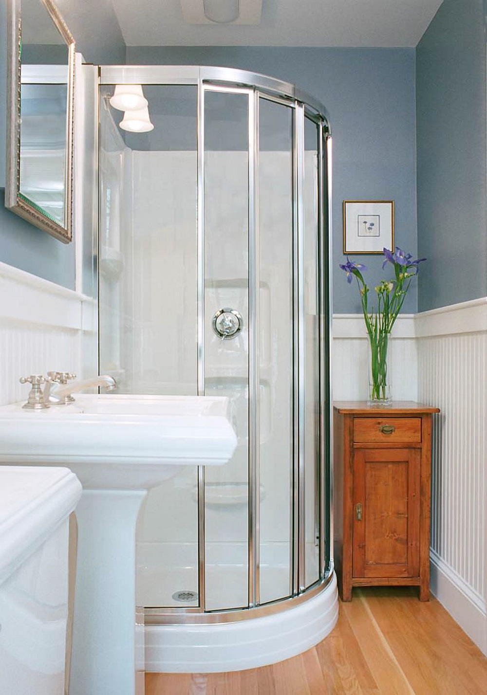 wb18 How to take full advantage of these bathroom paneling ideas