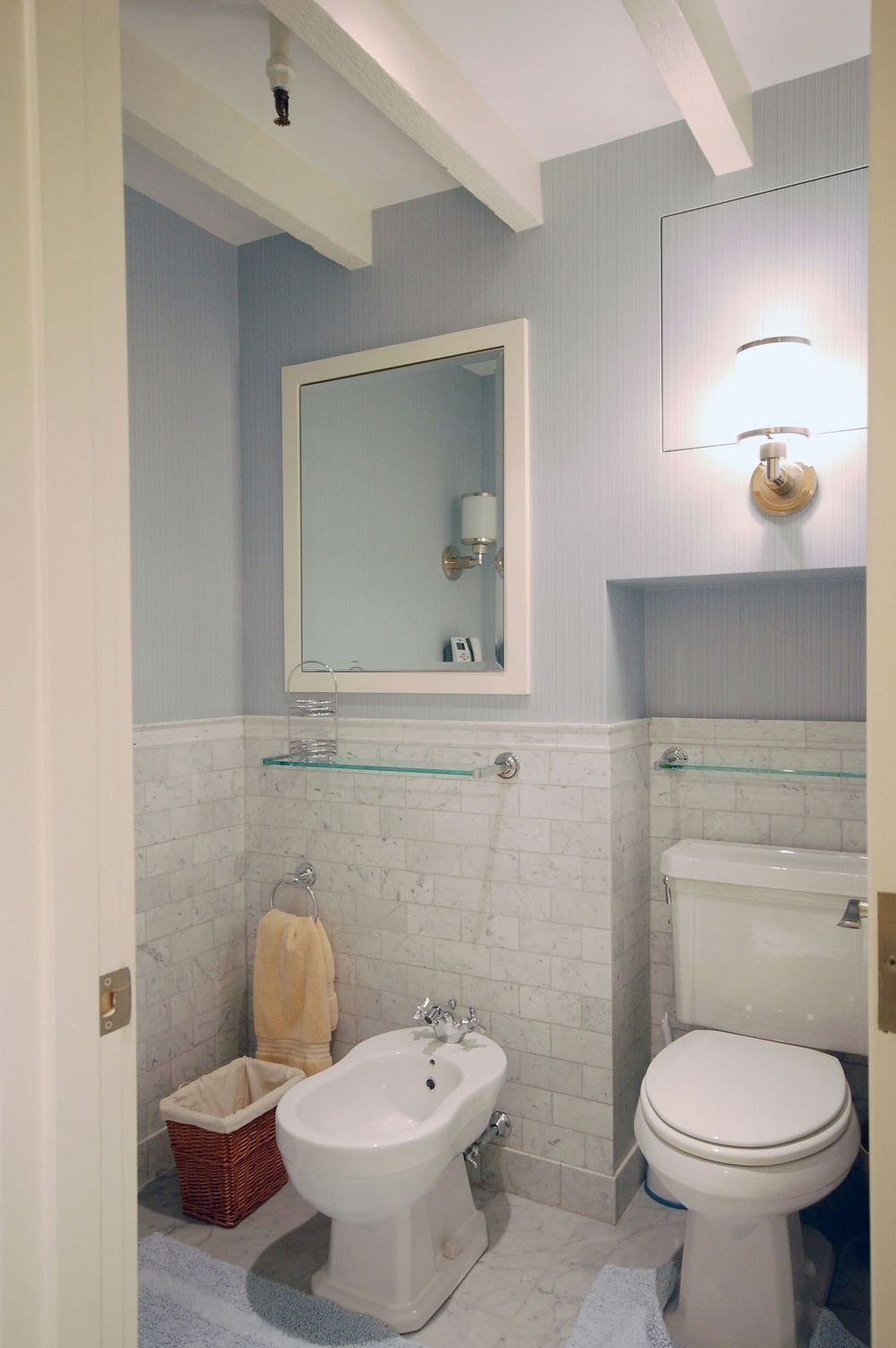 w15 How you can make full use of these ideas for bathroom cladding