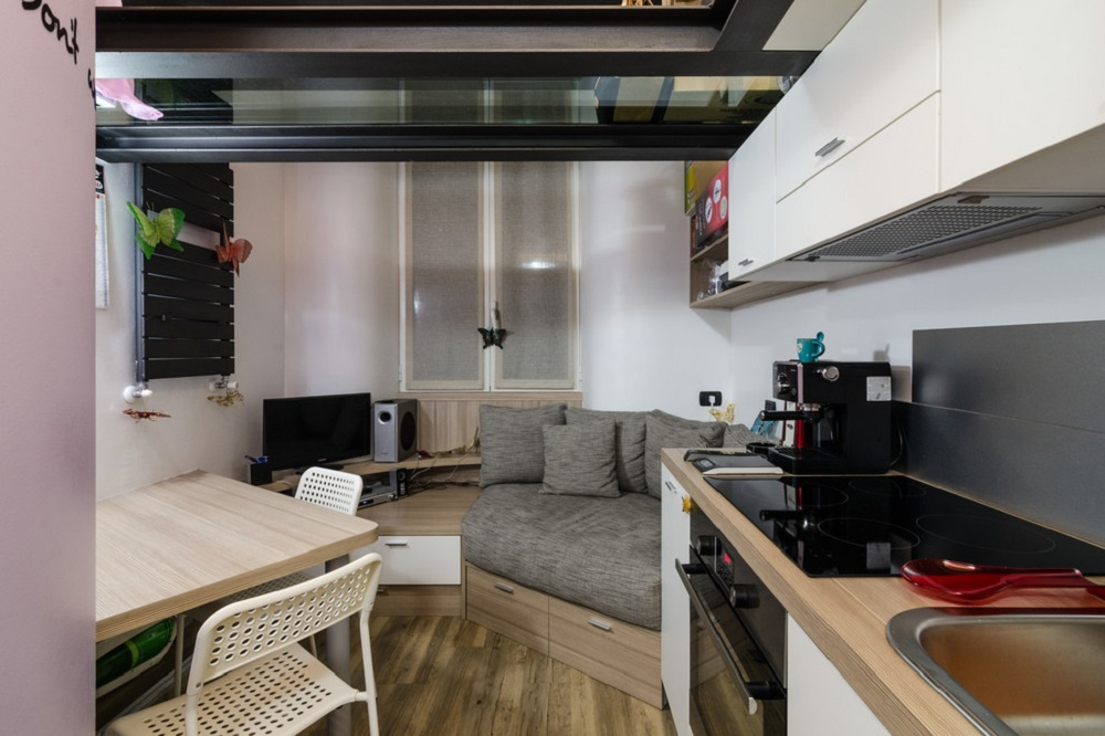 k5 What is an efficiency apartment and why is it different from a studio?