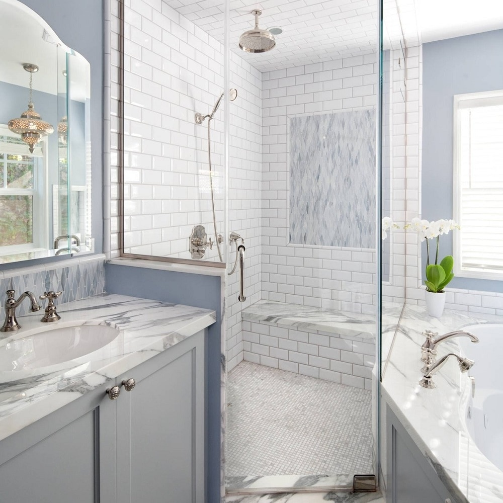 bath6-1 Fantastic looking ideas and designs for check out shower tiles