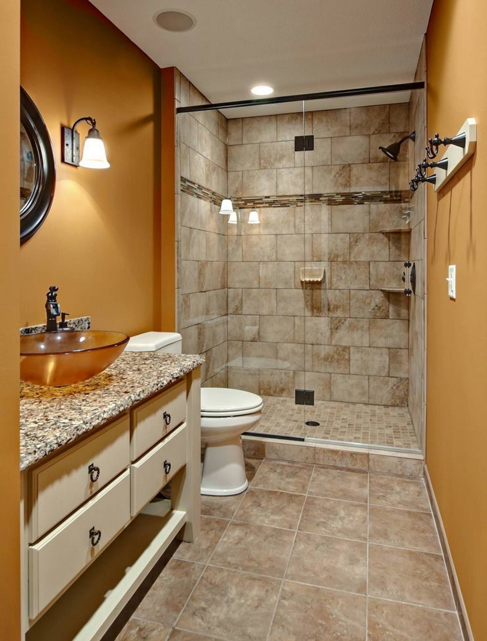 bath8 Fantastic looking ideas and designs for shower tiles to check out