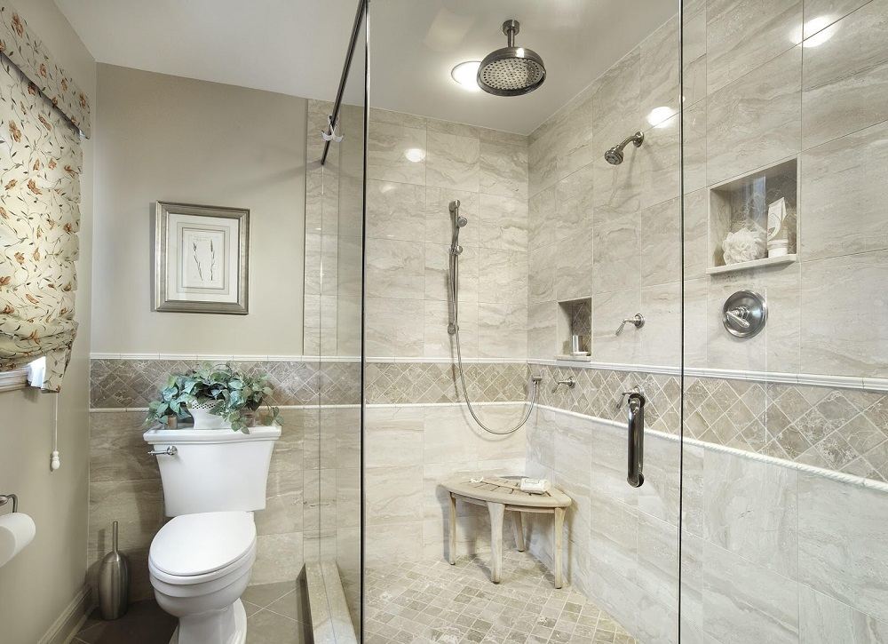 bath9 awesome looking shower tile ideas and designs to check out