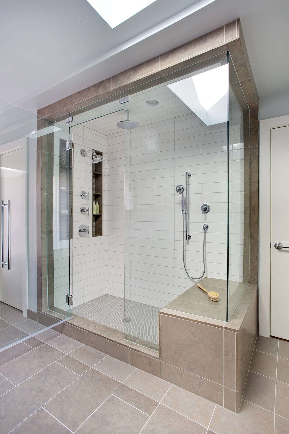 wb22 Fantastic looking ideas and designs for shower tiles to check out