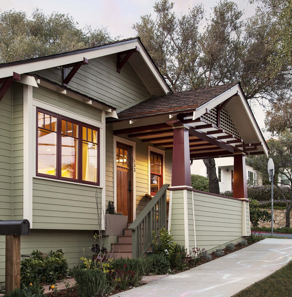 bu3 The bungalow style house and its special features
