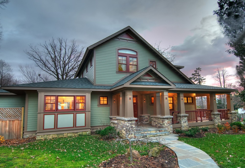 bu16 The bungalow style house and its special features