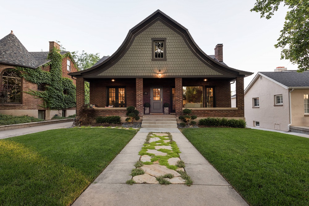 du9 The bungalow style house and its special features