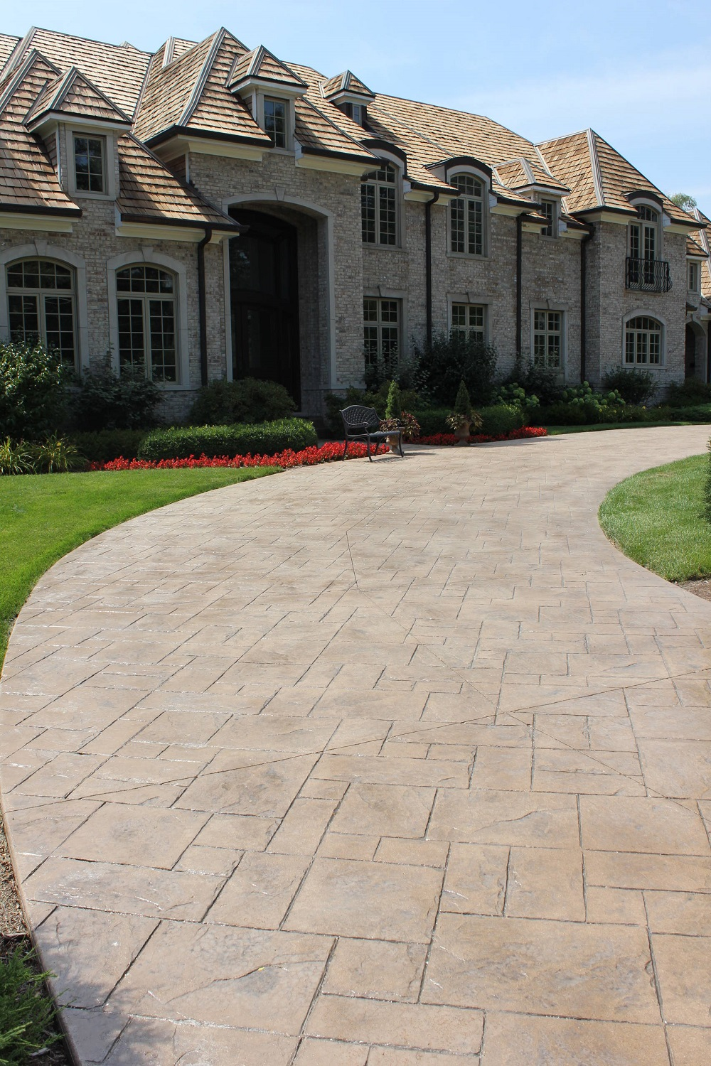 dw10 The types of driveways you could have for your home