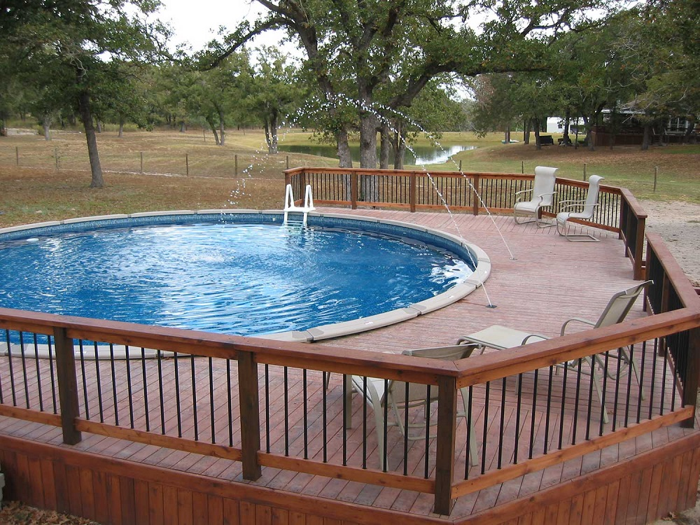 ag13 Cool above ground pool decks as inspiration for your own