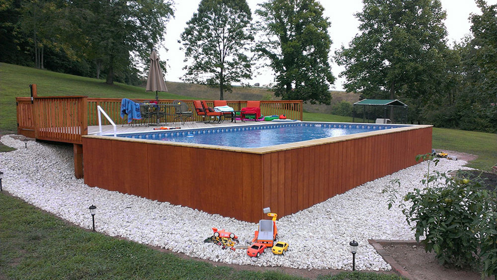 ag6 Cool above-ground pool decks to use as inspiration for your own