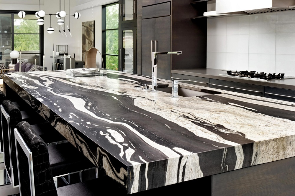 c20 Cool countertop ideas for you to create that standout kitchen
