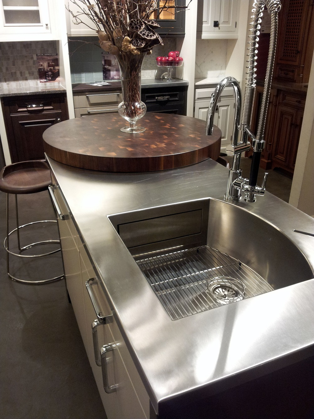 c6-1 Cool countertop ideas for you to create that standout kitchen