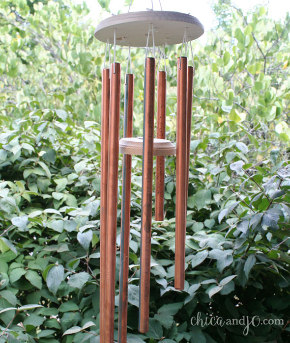 chan12 How To Make Wind Chimes At Home (Great DIY Examples)