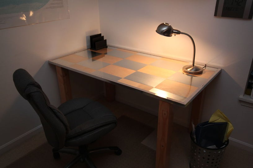 dk4 How To Build Your Own Desk Using These DIY Desk Ideas