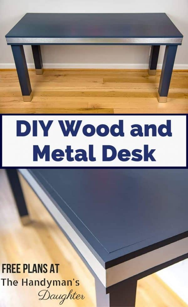 dk6 How to build your own desk with these DIY desk ideas