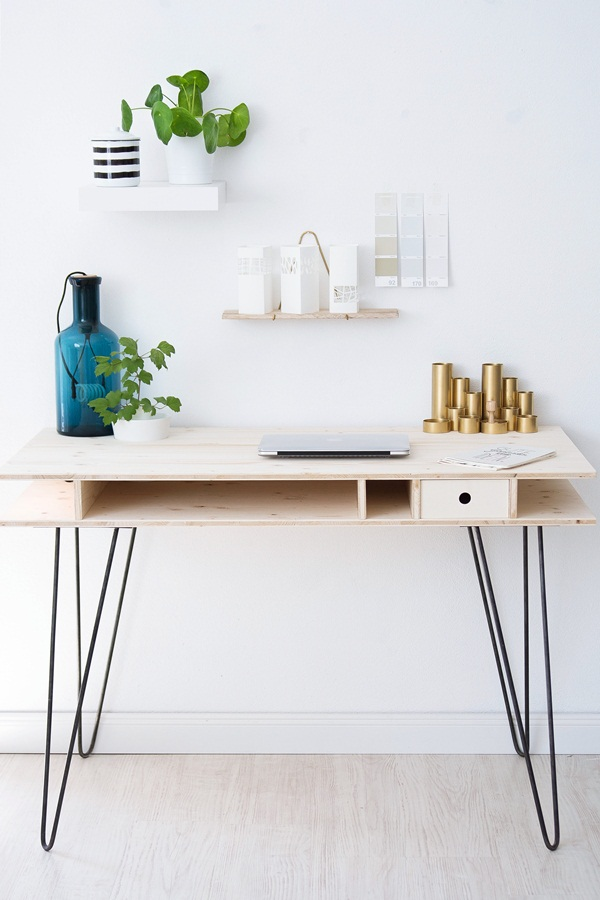 dk7 How to Build Your Own Desk Using These DIY Desk Ideas