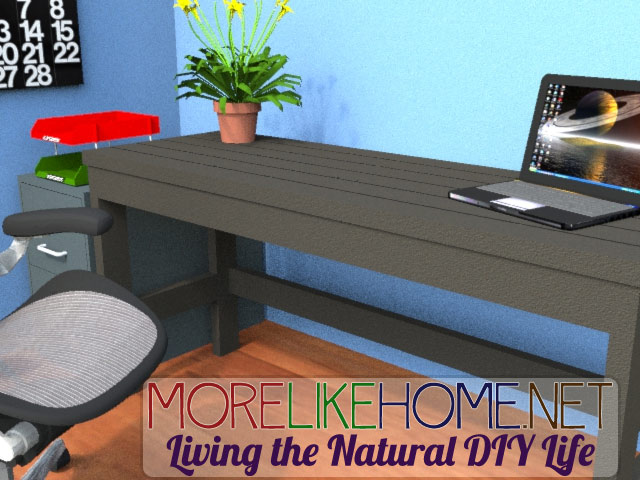 dk10 How to build your own desk with these DIY desk ideas