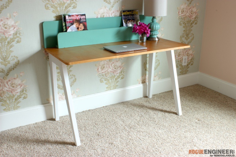 dk20 How to Build Your Own Desk Using These DIY Desk Ideas