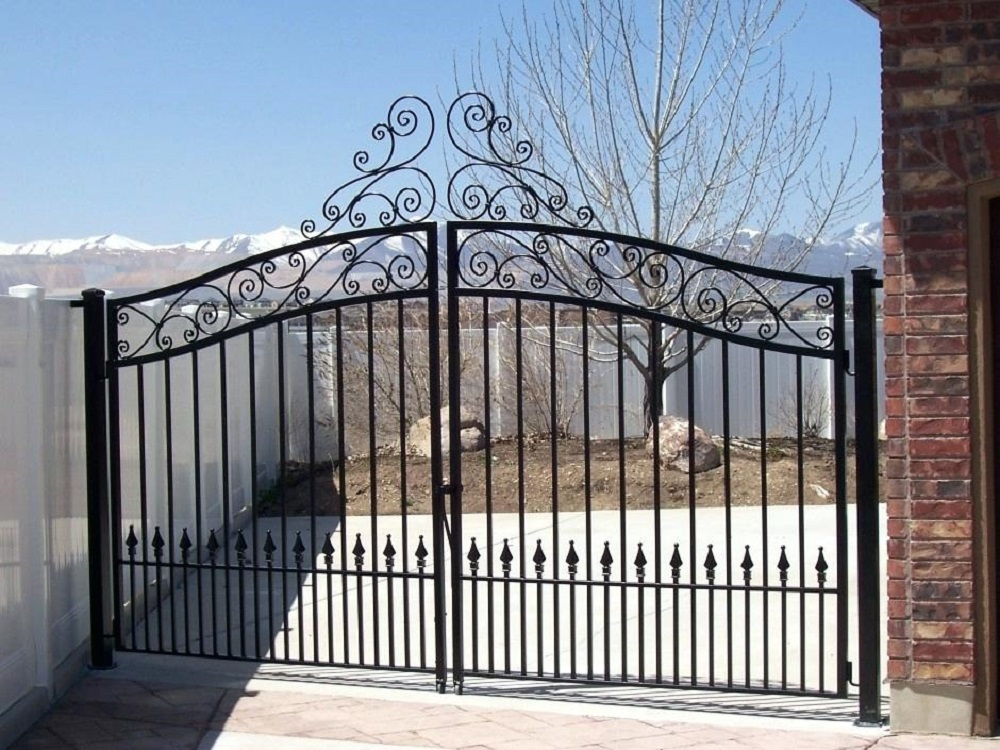 dw16 Different entrance gate ideas that could look great on you
