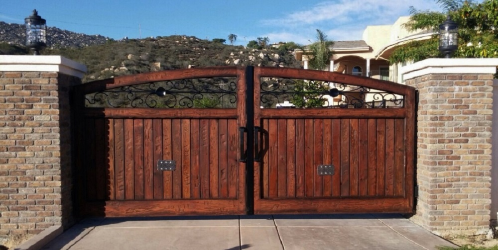 dw5 Different entrance gate ideas that could look great on you